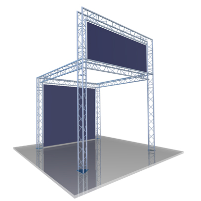 Exhibition Gantry Hire 8