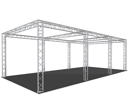 Exhibition Gantry Hire 5