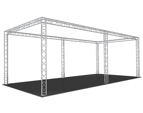 Exhibition Gantry Hire 4