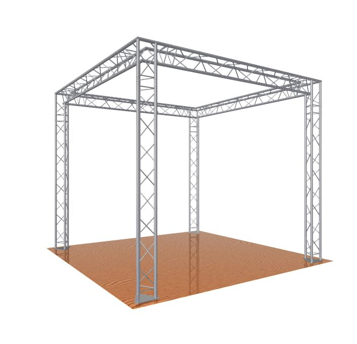 Exhibition Gantry Hire 1