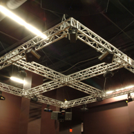 Ariel Lighting Gantry