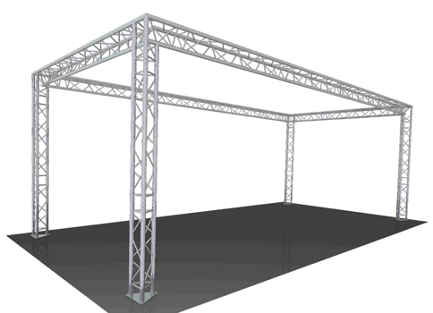 Exhibition Gantry Hire 3
