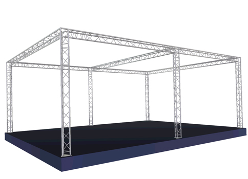 Exhibition Gantry Hire 6