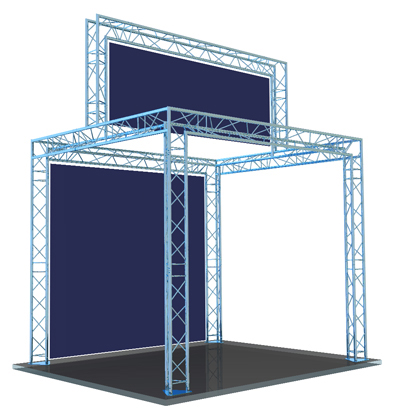 Exhibition Gantry Hire 9